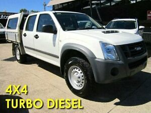 2010 Isuzu D-MAX MY09 SX White 5 Speed Manual Cab Chassis Noosaville Noosa Area Preview