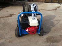 Petrol Jetwash Honda GX 3000PSI
