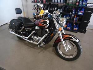 HONDA SHADOW VT 1100 USAGE