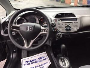 2010 Honda Fit LX automatique