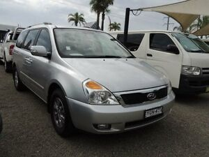 2011 Kia Grand Carnival VQ MY11 SI Silver 6 Speed Automatic Wagon South Nowra Nowra-Bomaderry Preview