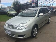 2006 Toyota Corolla ZZE122R MY06 Ascent 4 Speed Automatic Wagon Brooklyn Brimbank Area Preview