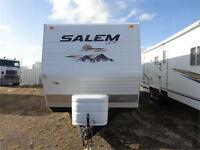2010 Salem Bunk Model, Slide Out! Great Family Unit!! Calgary Alberta Preview