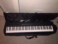 Yamaha P35 Digital Stage Piano 88 Weighted Keys With Carry Case Perfect Condition