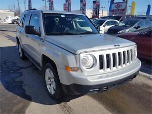 2011 Jeep Patriot North, 4X4, AUTO, MAGS, A/C, 2.4L