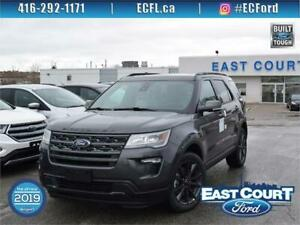 2019 Ford Explorer XLT|AWD|APPEARANCE PKG|ROOF|SAFE&SMART