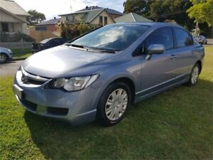 2007 Honda Civic MY07 VTi Silver 5 Speed Automatic Sedan Broadmeadow Newcastle Area Preview