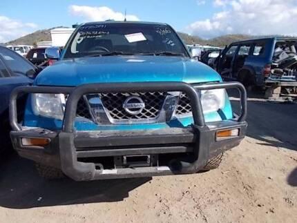 Nissan Navara D40 Wrecking!
