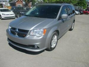 2015 Dodge Grand Caravan Crew Plus CUIR NAVIGATION