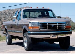 Looking for a 1997 and older ford truck