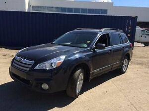 2013 Subaru Outback 2.5i Touring Package