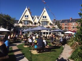 Chef required to join busy seaside pub