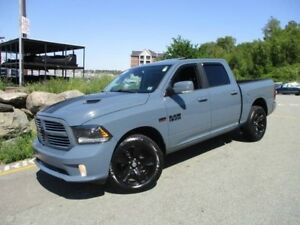 2015 RAM 1500 Sport (CLEAN CARPROOF! 5.7L HEMI, NAVIGATION, MOON