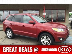 2011 Hyundai Santa Fe AWD GLS Heated Seats,  Bluetooth,  A/C,