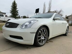 500+ horsepower heavily modified 2005 Infiniti G35 Coupe
