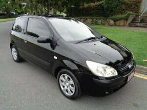 2006 Hyundai Getz TB Upgrade 1.6 Black 5 Speed Manual Hatchback