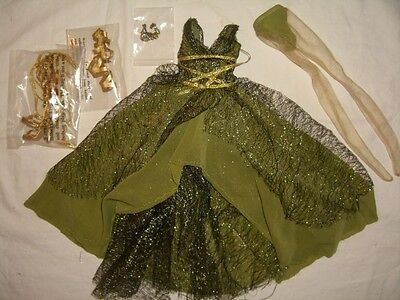 LETHAL LIZETTE Ellowyne Wilde Tonner Doll OUTFIT Halloween Convention '13