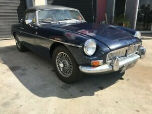 1966 MG B ROADSTER 4 Speed Manual Convertible Carrum Downs Frankston Area Preview