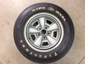 Wanted - Firestone Wide Oval Tires
