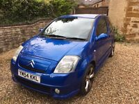 Citroën C2 - Blue - 1.6L - 54 Plate - Ministry of Sound Edition - Petrol - Semi-Auto - SORN