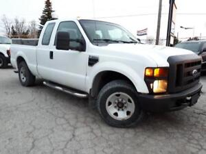 2008 Ford F250 Super Duty XL, 4 Door, Trailer package, New Tires