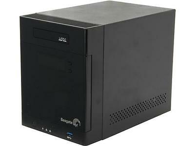 Seagate STBP100 Diskless System Business Storage 4-Bay NAS