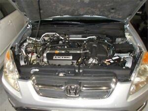 2002 Honda CR-V MY02 (4x4) Grey 4 Speed Automatic Wagon Fyshwick South Canberra Preview