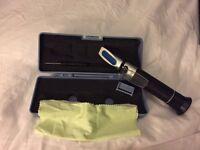 saltwater refractometer
