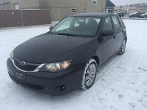 2008 Subaru Impreza Hatchback AWD as is $3550