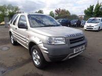 2001 Land-Rover FreeLander 1.8 Petrol MOT'd Mar 18 £995