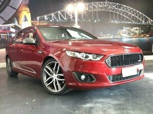 2015 Ford Falcon FG X XR6 Turbo Red Manual Sedan Prospect Blacktown Area Preview