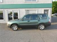 Subaru Forester 2,5X 2006, Seulement 124000KM!!!