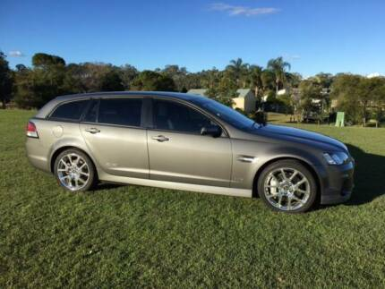 2011 Holden Commodore Sedan