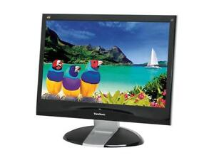 "ViewSonic VX2835WM 27.5"" LCD HDMI Monitor - $180"