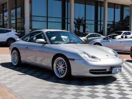 2001 Porsche 911 Carrera 996 Silver 5 Speed Sports Automatic Coupe Alfred Cove Melville Area Preview