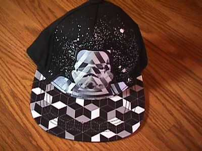 official photos 79073 73ac4 アメリカ NEW STAR WARS BASEBALL CAP SIZE YOUTH L-XL 8+ YEARS SNAPBACK