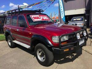 1994 Toyota Landcruiser GXL (4x4) GXL (4x4) 4 Speed Automatic 4x4 Wagon Brooklyn Brimbank Area Preview
