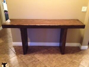Custom Made Rustic Furniture (Toddler Tables, Benches, Etc) Strathcona County Edmonton Area image 10
