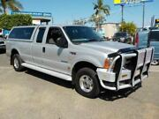 2004 Ford F250 RN XLT Super Cab Silver 4 Speed Automatic Utility Archerfield Brisbane South West Preview