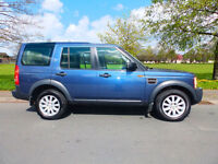 2005 05'reg Land Rover Discovery 3 TDV6 SE **7 Seater,Leather, SAT NAV, Alloys**