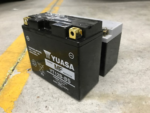 Brand NEW Ducati / Yamaha / Triumph Motorcycle Battery - YT12B