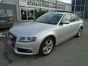 2009 Audi A4 **FULLY LOADED!! AWD, SUNROOF & LEATHER** PREMIUM