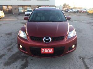 2008 Mazda CX7 GT