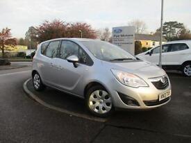 Vauxhall/Opel Meriva 1.7CDTi 16v ( 130ps ) 2014 Exclusiv
