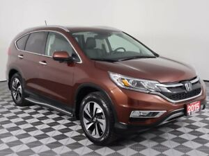 2015 Honda CR-V Leather/ One Owner/ Navigation/ Local Trade