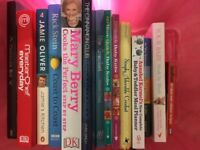 Cooking, Knitting and Nursery Books