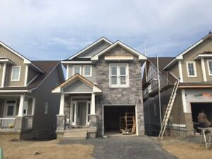 Newer Four Bedroom in Woodhaven Neighbourhood - Avail Now