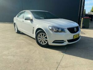 2015 Holden Commodore VF Series II Evoke Sedan 4dr Spts Auto 6sp 3.0i [MY16] White Sports Automatic Villawood Bankstown Area Preview