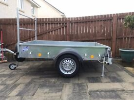 Ifor Williams 750kg P6E Trailer - MINT