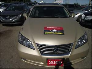 2009 Lexus ES 350*NAVI*ACCIDENT FREE*3 YRS WARRANTY INCLUDED*